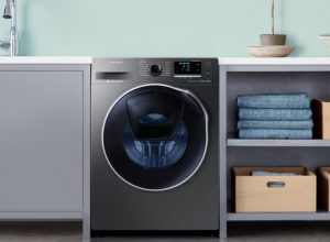 Mesin Cuci Samsung AddWash Combo Dryer