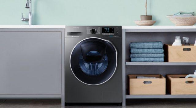 Mesin Cuci Samsung AddWash Combo Dryer